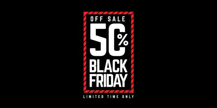 Mercury's 2020 Black Friday Sale! 50% OFF